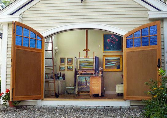 Artist Studio & Gallery, Gloucester, MA